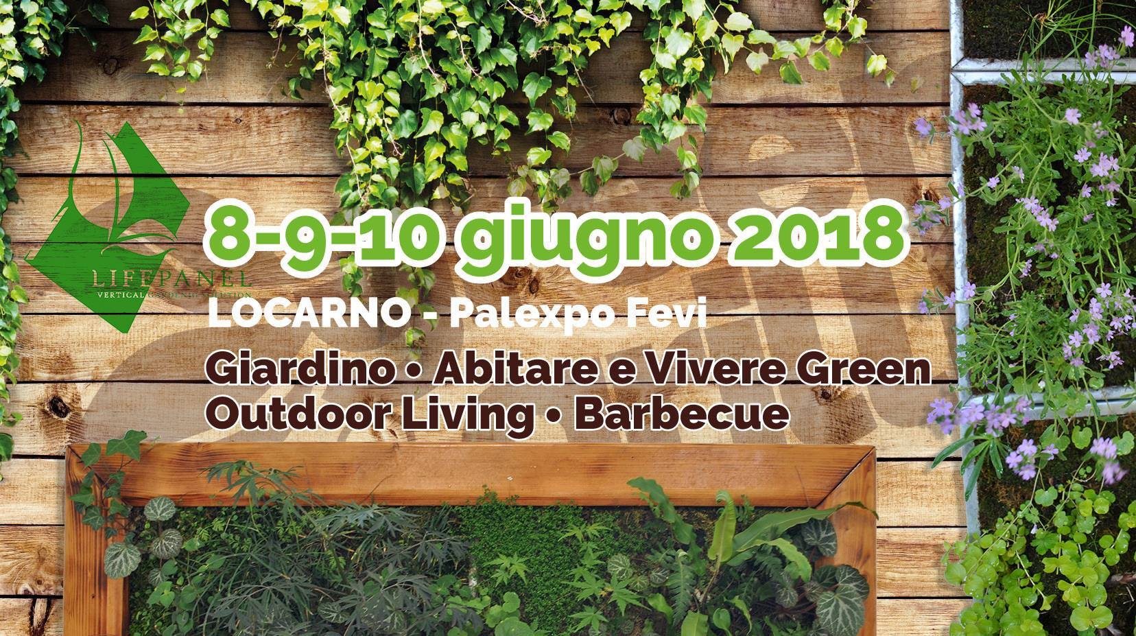 Green & Grill expo 2018